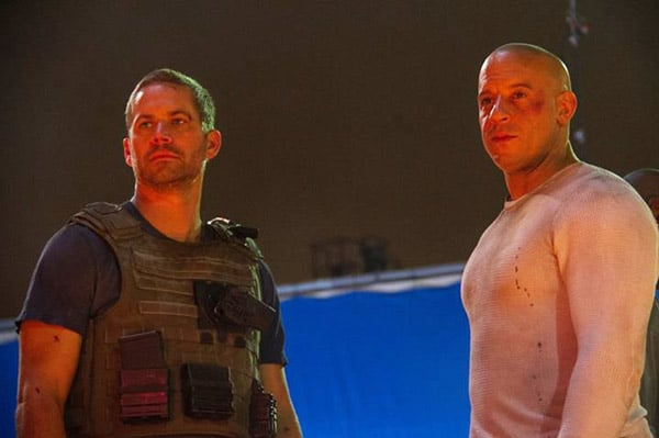 Fast and Furious 7 -  Vin Diesel & Paul Walker Set Photo - Movie Picture 17