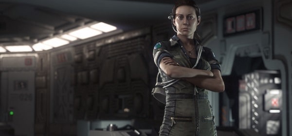 Alien Isolation - Screenshot 01