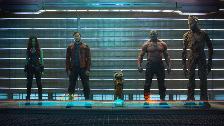 Guardians of the Galaxy - Movie Picture 01