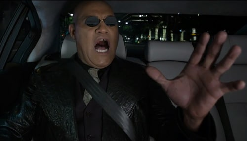 Kia Super Bowl XLVIII - Laurence Fishburne is Morpheus