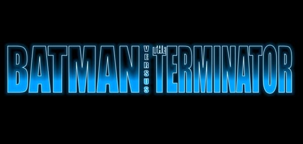 Batman versus The Terminator - Banner 01