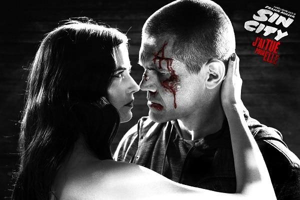 Sin City J'ai Tué pour Elle - Eva Green (Ava Lord) et Josh Brolin (Dwight)