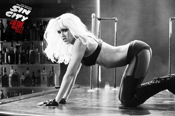 Sin City J'ai Tué pour Elle - Jessica Alba (Nancy)