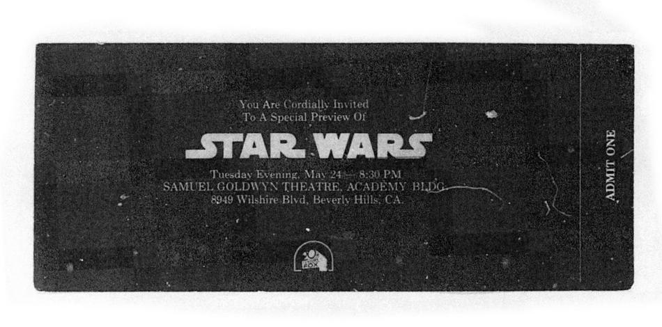 Star Wars (1975) - Press Clipping 06