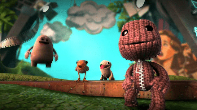 LittleBigPlanet 3 - Screenshot 01