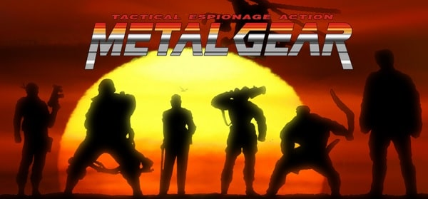 Metal Gear - Fan-Remake - Screenshot 01