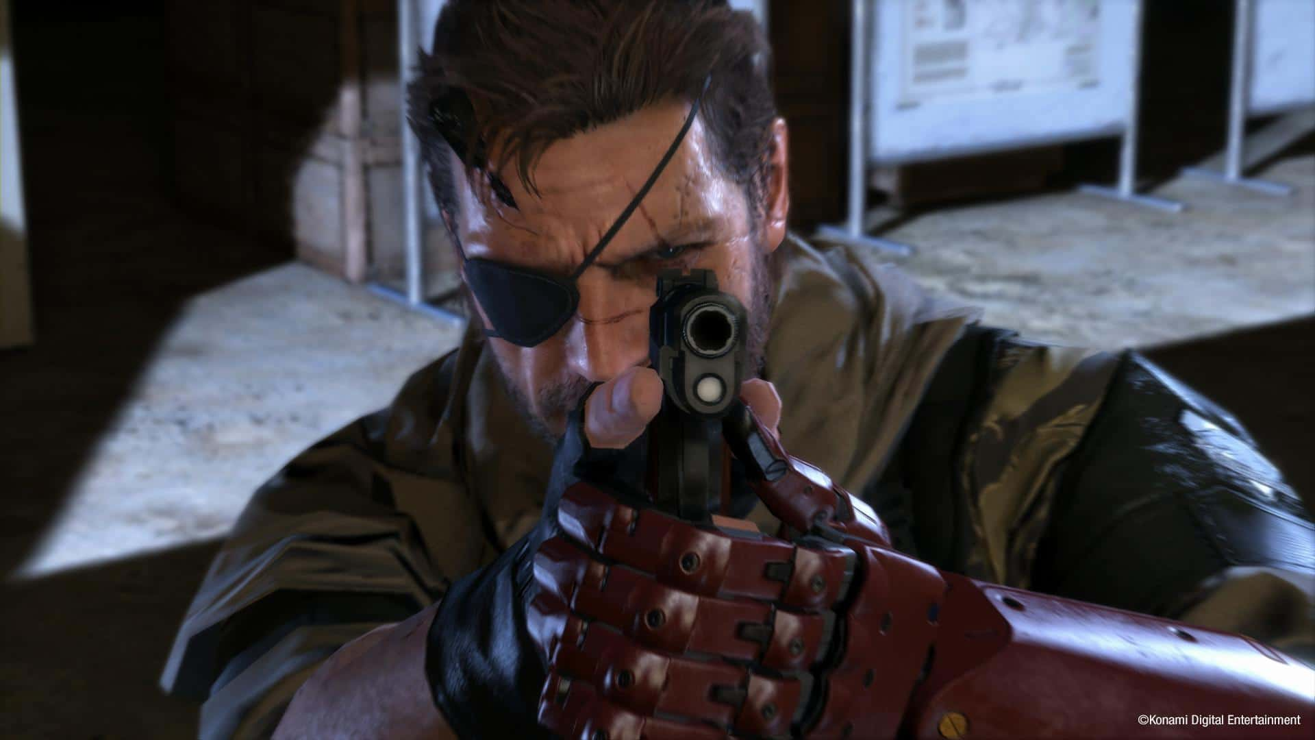 Metal Gear Solid V The Phantom Pain - Screenshot 03