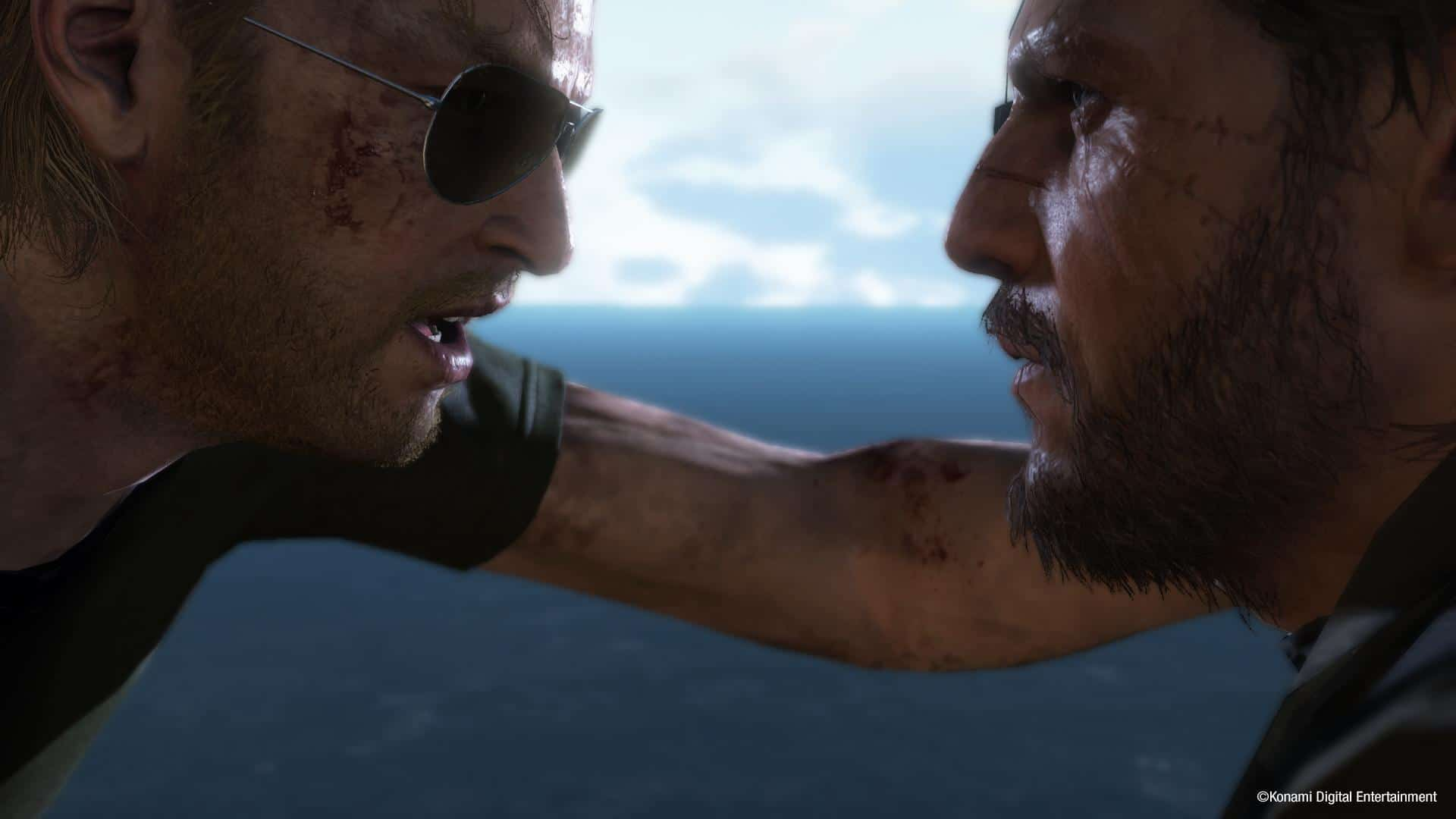 Metal Gear Solid V The Phantom Pain - Screenshot 05