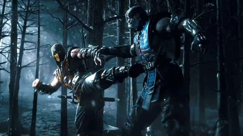 Mortal Kombat X - Screenshot 01