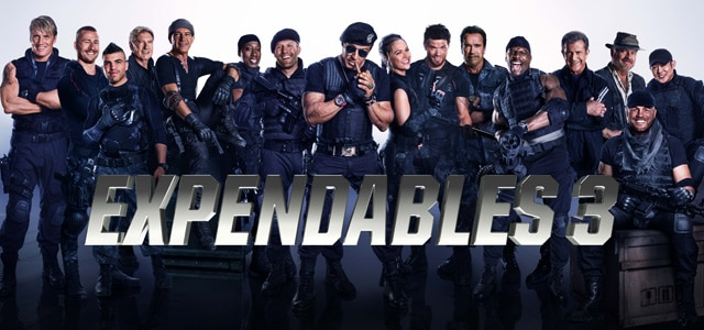 The Expendables 3 - Banner US 01