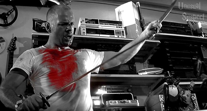 Pulp Fiction Style Sin City A Dame to Kill For - Trailer Picture 01