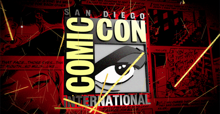 San Diego Comic Con International - Banner