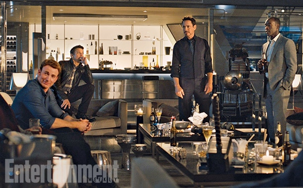 The Avengers Age of Ultron (2015) - Entertainment Weekly - Picture 07