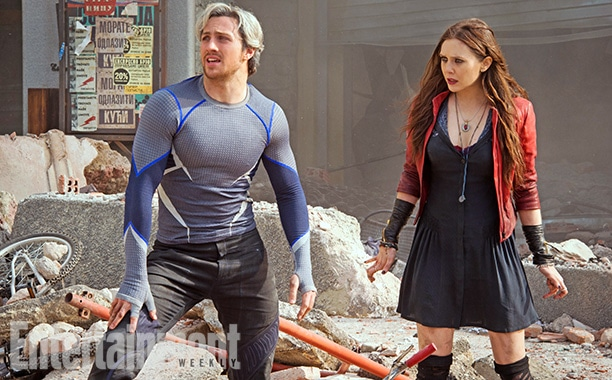 The Avengers Age of Ultron (2015) - Entertainment Weekly - Picture 08