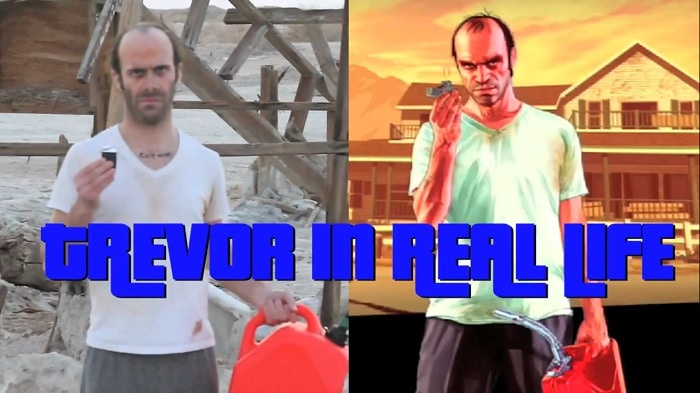 Nathan Barnatt - Trevor in Real Life