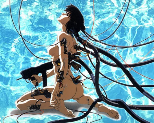 Ghost in the Shell (1995) - Movie Picture 01