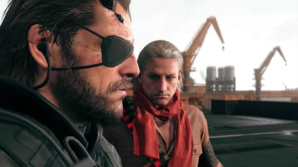 Metal Gear Solid V The Phantom Pain - Screenshot 19