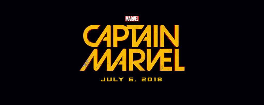Captain Marvel (2018) - Banner US 01