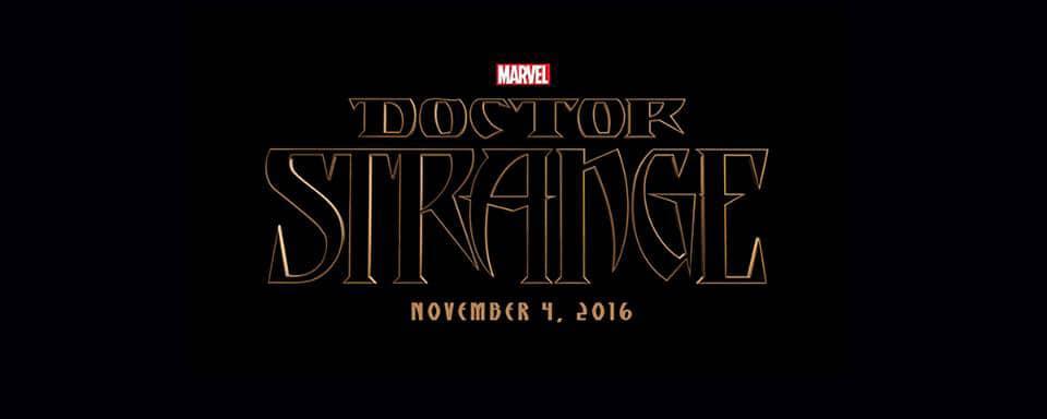 Doctor Strange (2016) - Banner US 01