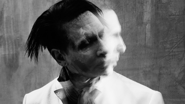 Marilyn Manson - Photoshoot 2014