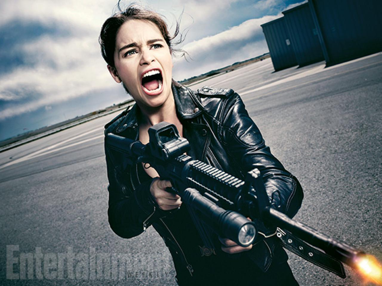 Terminator Genisys (2015) - Entertainment Weekly 05