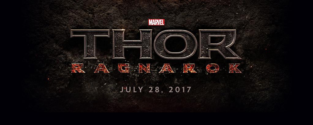 Thor Ragnarok (2017) - Banner US 01