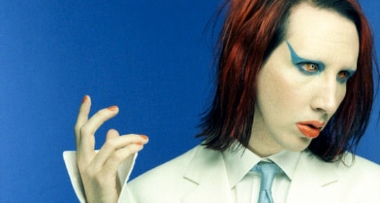 Marilyn Manson - Mechanical Animals 1998 Photoshoot 01