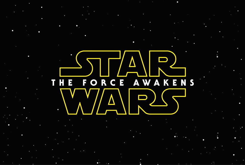 Star Wars The Force Awakens (2015) - Logo