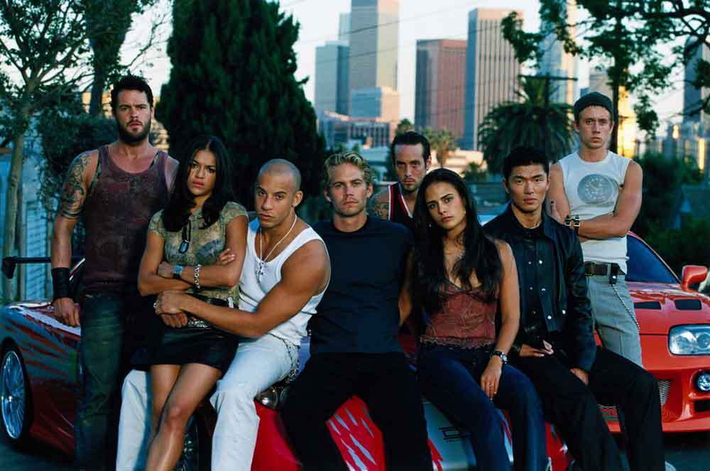 The Fast and The Furious (2001) - Movie Picture 02
