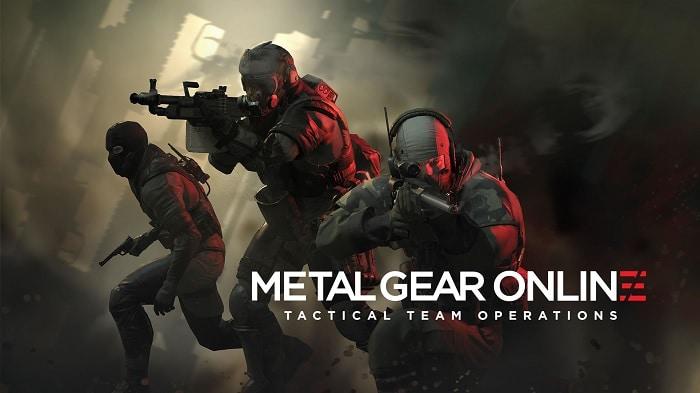 Metal Gear Online - Promo 02