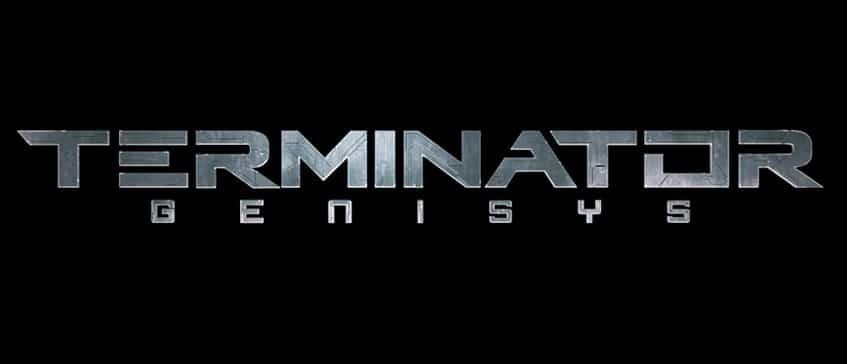 Terminator Genisys (2015) - Logo 01