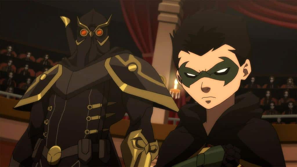 Batman vs Robin (2015) - Movie Picture 01