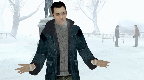 Fahrenheit Indigo Prophecy Remastered - Screenshot 01