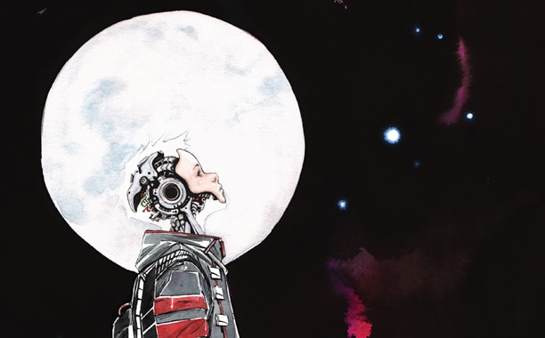 Descender - Comics Banner