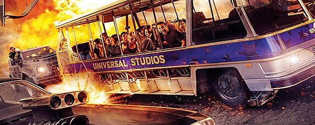 Fast & Furious Supercharged - Banner