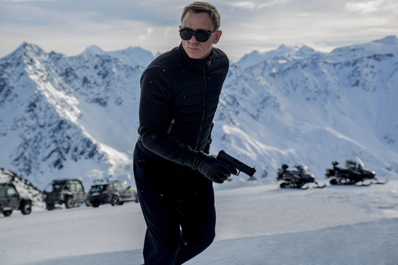 Spectre (2015) - Movie Picture 01