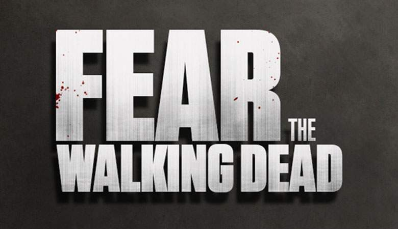 Fear The Walking Dead (2015) - Logo