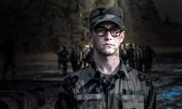 Oliver Stone's Snowden (2015) - Movie Picture 01