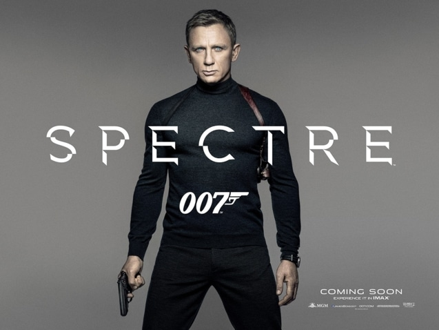 Spectre (2015) - Poster US 02