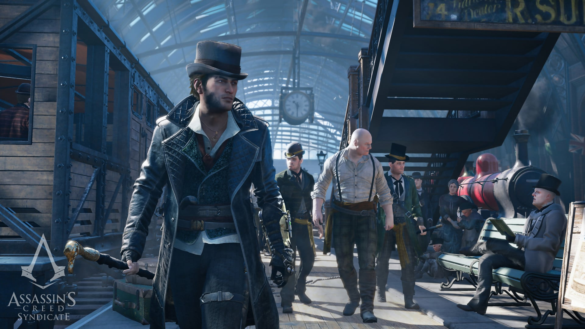 Assassin's Creed Syndicate - Screenshot 07