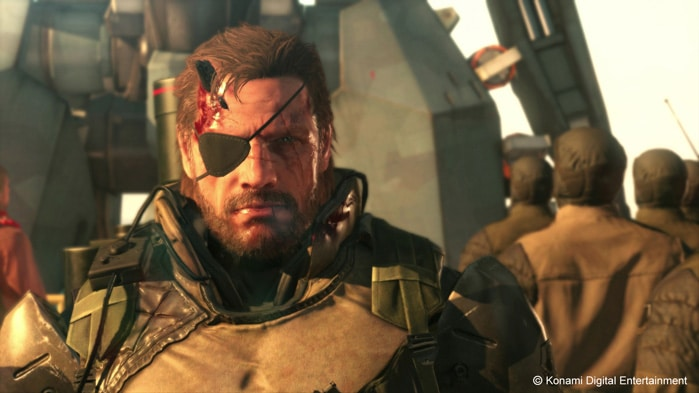 Metal Gear Solid V The Phantom Pain - Screenshot 22