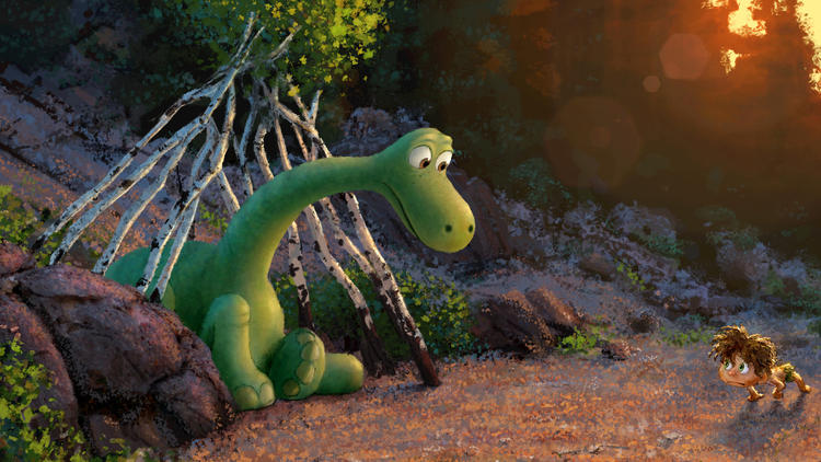 The Good Dinosaur (2015) - Movie Picture 01