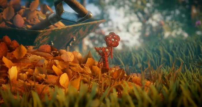 Unravel - Screenshot 01