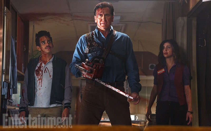 Ash vs Evil Dead (2015) - Series Picture 01
