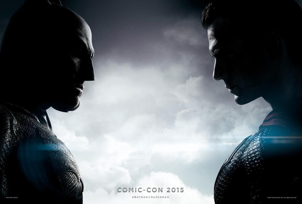 Batman v Superman Dawn of Justice (2016) - Poster US 03