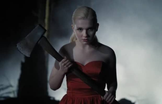 Final Girl (2014) - Movie Picture 01