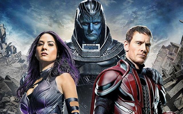 X-Men Apocalypse (2016) - Movie Picture 01