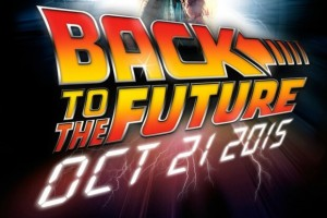 Back to the Future - 21 october 2015