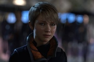 Detroit Become Human - Screenshot 01