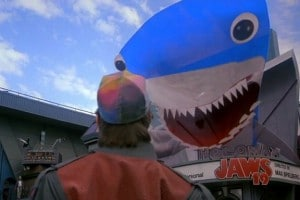 Jaws 19 - Back to the Future Part II